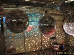 Дзеркальна куля діаметром 130 мм Mirror Disco Ball