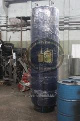 Heat storage capacity of 1,200 liters (TAE)