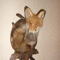 Effigies of animals, boar, roe, deer, ram, fox,