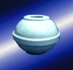 The plug 2458, basic insulators for