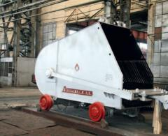 Skip capacity geometrical 6,5 8 10 20 cbm for