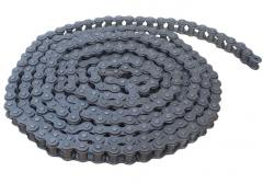 Chains roller for farm vehicles