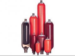 Гидравлические аккумуляторы