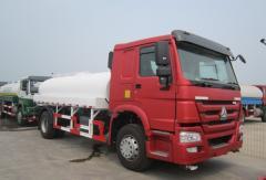 Автоцистерна Sinotruk Howo 4×2 Water Tank Truck