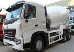 Автобетоносмеситель Howo A7 Concrete Mixer Truck