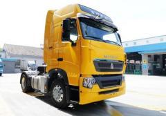 Грузовик Sinotruk Howo T7H Tractor Truck 4×2