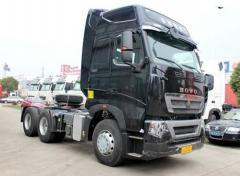 Грузовик Sinotruk Howo T7H Tractor Truck 6×4