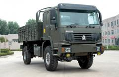 Грузовик Sinotruk Howo Military Cargo Truck 4×4