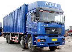 Грузовой автомобиль F2000 ShacMAN Cargo Truck 8×4