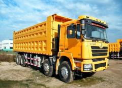 Самосвал F3000 ShacMAN Dump Truck 8×4