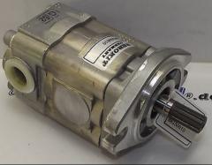 Насос для экскаватора Hitachi EX-15, EX-16