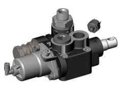 Гидравлический распределительный клапан для