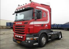 Тягач Scania R 440 HighLine