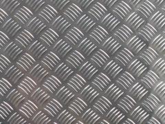 Leaf aluminum corrugated quinte