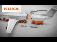 Робот гайковерт от Kuka