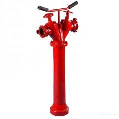Column fire KP DSTU 2801-94 (State standard