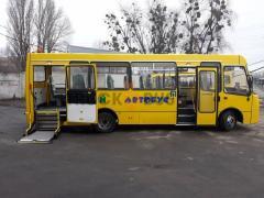 Автобус специализированный школьный Аtaman...
