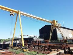 Gantry crane g/n 20T, 20 m span