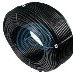 Pipes polyethylene for water supply. Hoses for