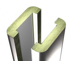 Закруглені U-вугільні панелі