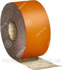 Klingspor sandpaper Paper basis-115 mm x 50 m, K
