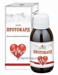 Сироп от сердечных заболеваний Протокард