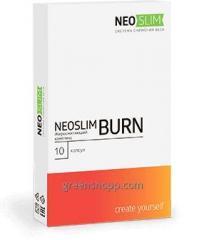 NeoSlim Burn (NeoSlim Barn) - Schlankheitskapseln