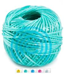 Polypropylene rope. Products are polypropylene