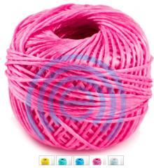 Rope polypropylene trekhpredny WHOLESALE.