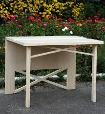 Table of wood Tesli