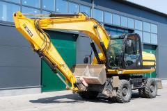 Diesel excavator JCB JS175W