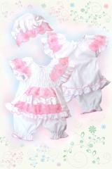 Clothes festive nursery