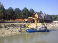 Pass the Carp-3 dredge, Productivity on pulp, 90 m