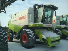 Комбайн зернозбиральний Claas Lexion 560