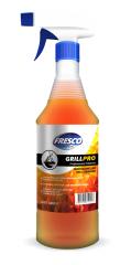 Środki do czyszczenia grilli, piekarników, frytkownice, itp (Zasady)  spray           Grill PRO