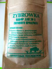 Трава Зубровка для настойки