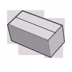 Блок полнотелый 190 М100