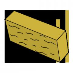 Фасадный камень желтый