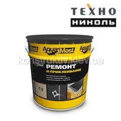 Mastic repair AquaMast Technonikol, 18 kg