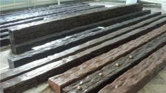 Products from an artificial stone - Beams (An old