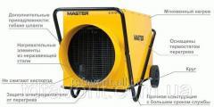 Электрический тепловентилятор (воздухонагреватель)