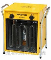 Master B 15 EPB - электрический обогреватель