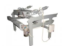 Copier for woodcutting of P-1005-2Sh (Pantograph)