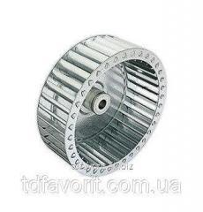 Крыльчатка вентилятора горелки Giersch R1 ∅133 x