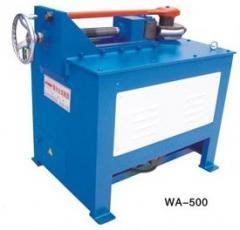 Pipe bender mechanical bezdornovy WA-300, WA-500,