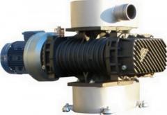 Vacuum pumps Roots 500 - 2500