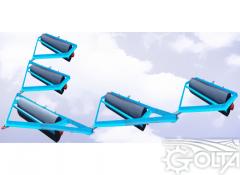 Roller smooth vodonalivnoj-KN-10 in