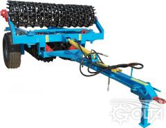 Rink tooth shporovoj hydraulic KZSh-6 g