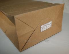 Пакет подарочный с кручёными ручками 150х90х400 бурый