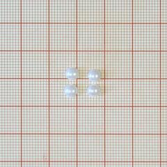 Стразы клеев.перлам.круг 5мм хамелеон (AB) /Китай/ 10тыс.шт; уп